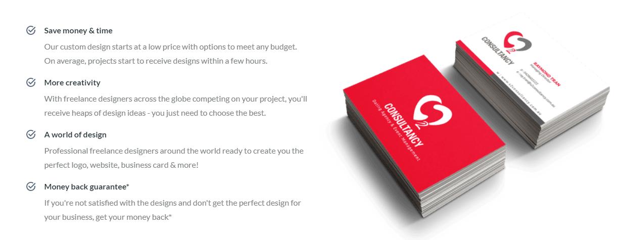 Only The Best Freelance Design - DesignCrowd