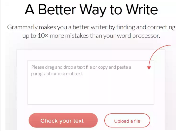 How Grammarly helps writers