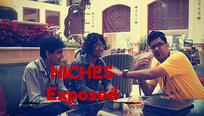 Niches Exposed