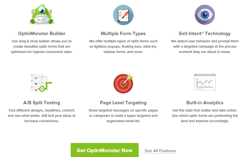 OptinMonster Best Lead Generation Software for Marketers