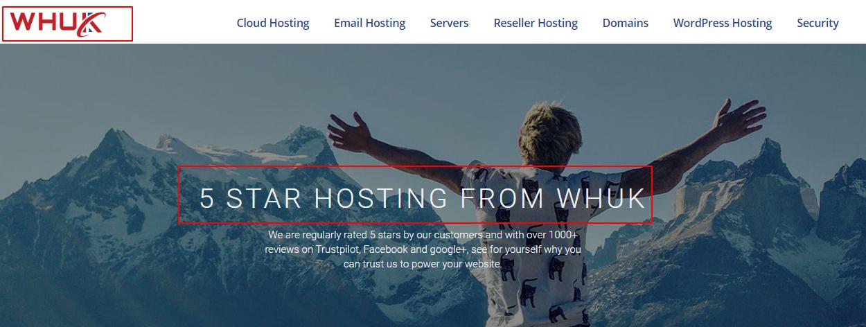 Web Hosting UK - Leader in Web Hosting and Domains