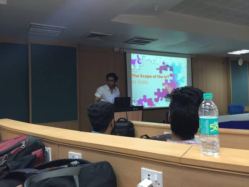 rahul rakesh at amity university