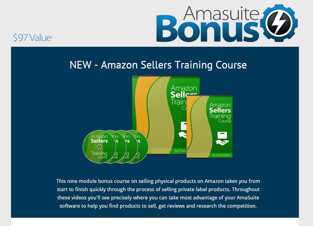 AmaSuite Bonuses