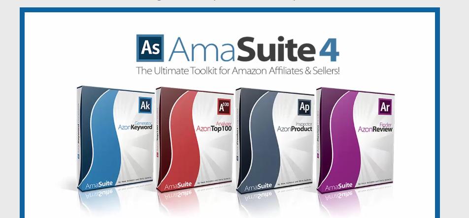 AmaSuite Version 4 tools