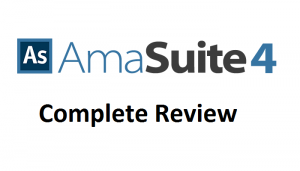 Amasuite Review