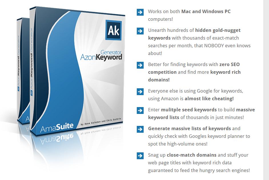 Azon keyword-generator-screenshot 1