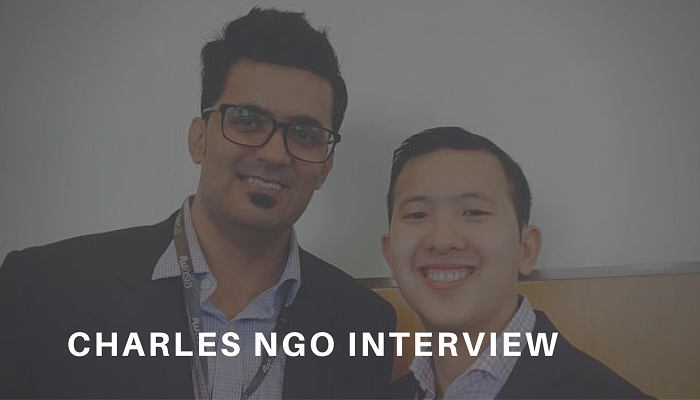 Charles Ngo Interview