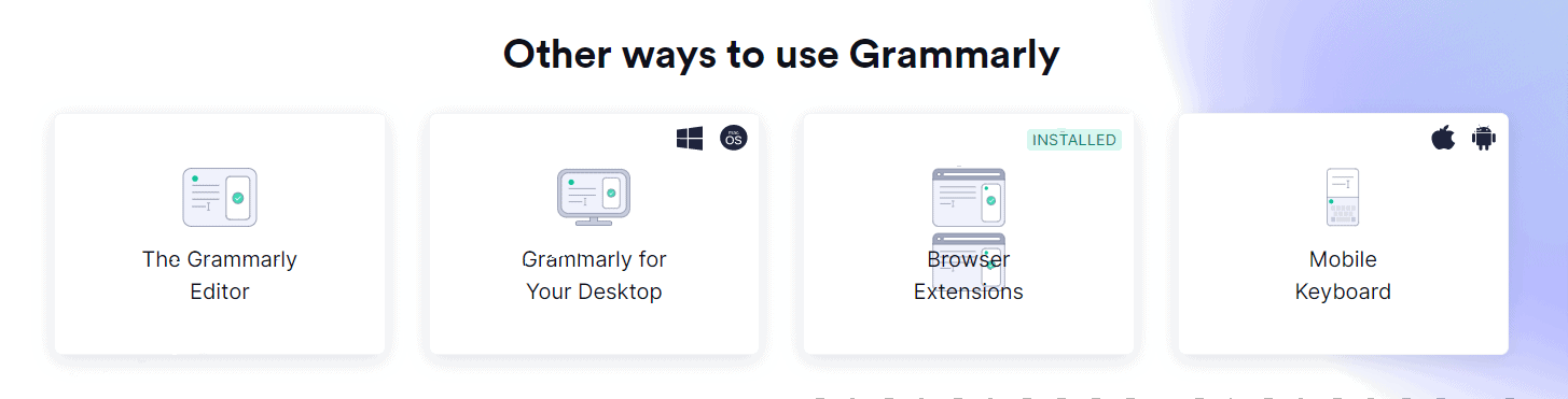 Other ways to use Grammalry- Grammarly Review