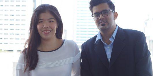 tavia wong and jitendra vaswani