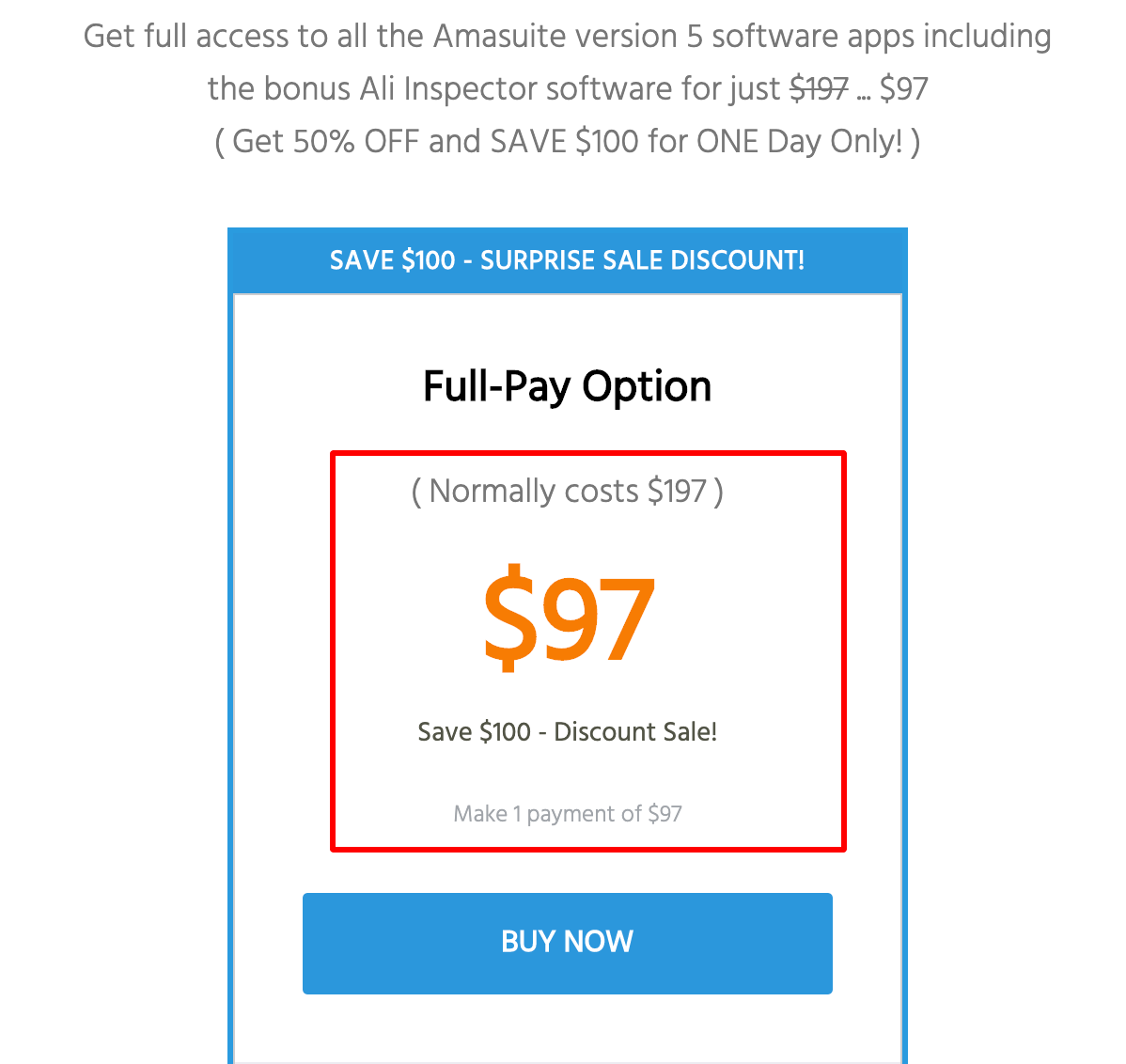 AmaSuite Pricing Plans