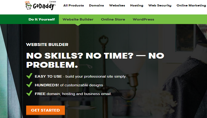 godaddy website builder review 2018 pros and cons solutioingenieria Gallery