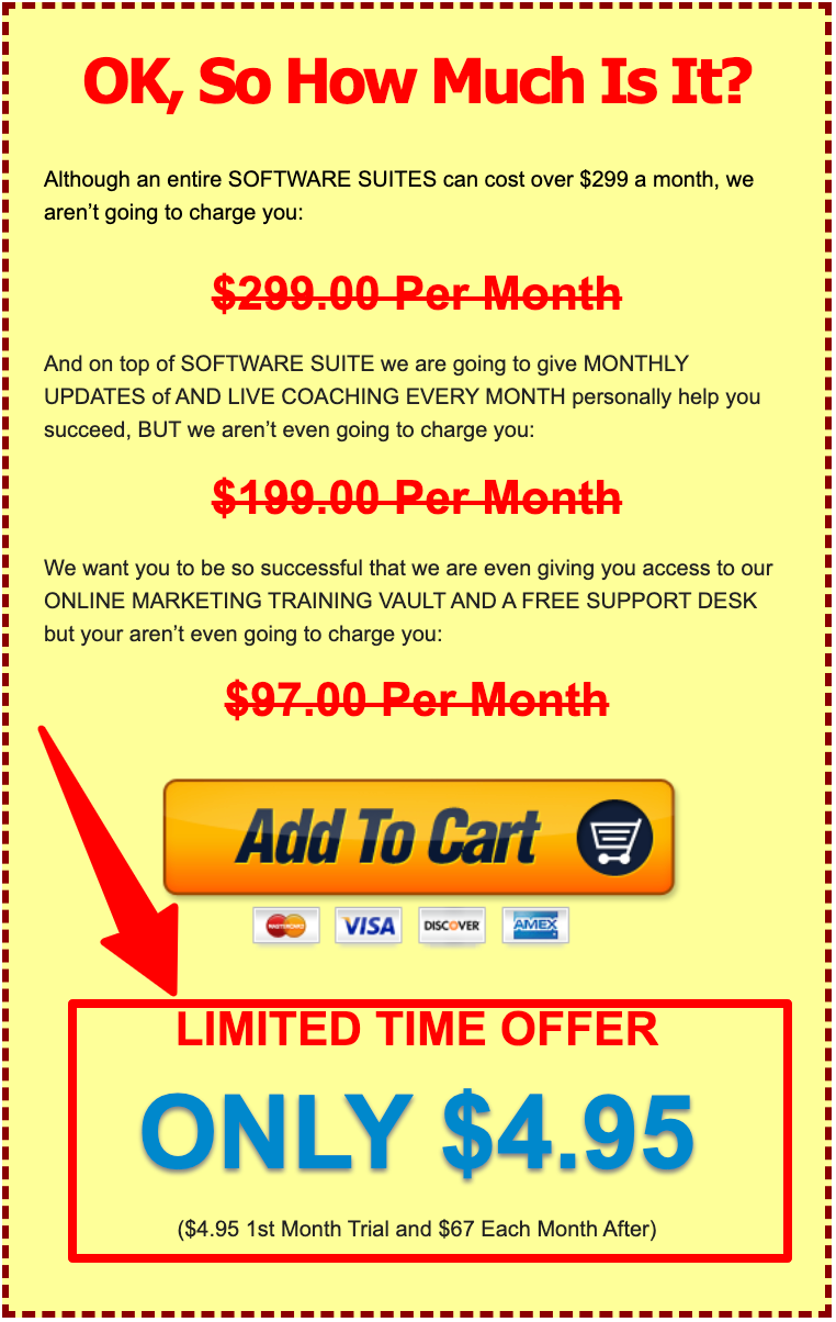 Magic Submitter- Pricing Plans