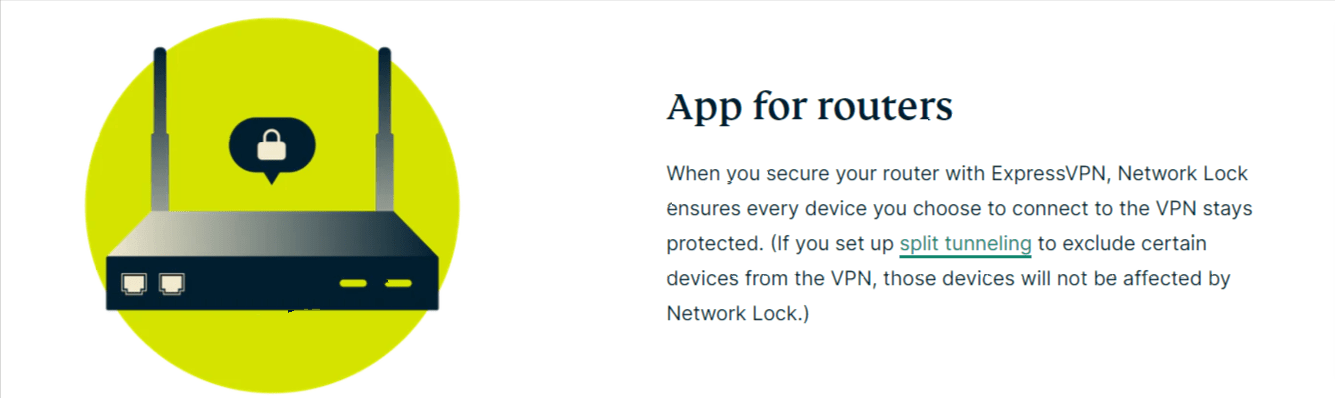 Routers App