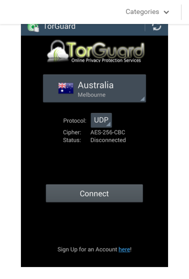 TorGuard VPN Android Apps on Google Play