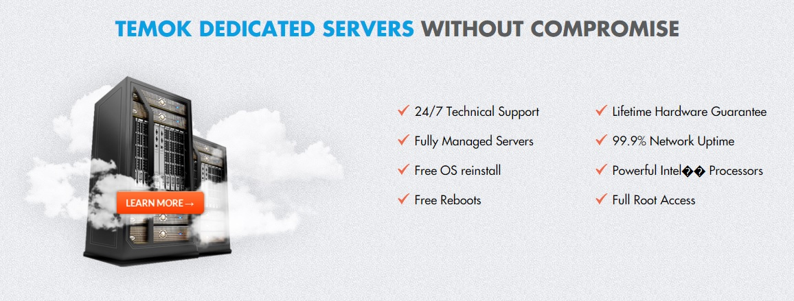dedicated server feature temok