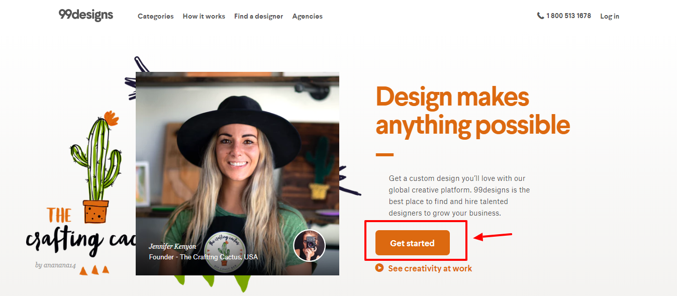 99designs review -Logos Web Graphic Design