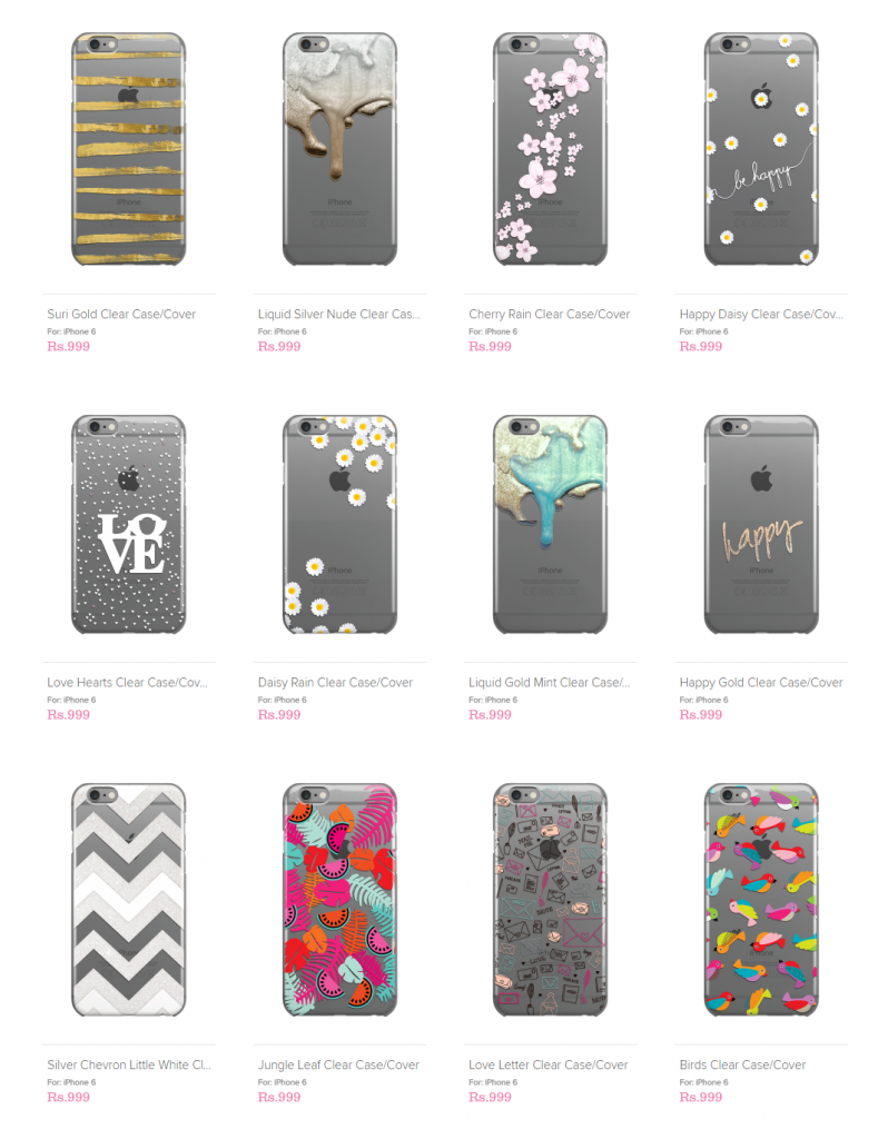 DailyObjects Buy iPhone 6 Designer Cases   Covers Online In India