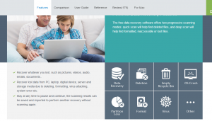 Free Data Recovery Software Download to Recover Deleted Files