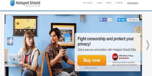 Hotspot Shield Elite VPN  Virtual Private Network coupon codes discount codes promo codes