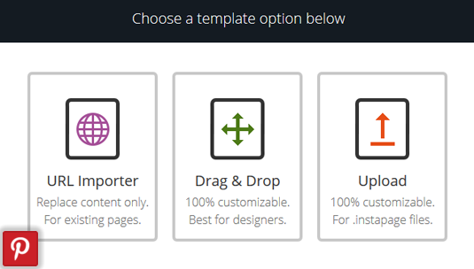 Instapage vs MailChimp vs GetResponse vs HubSpot- Instapage Review Create A Landing Page Fast