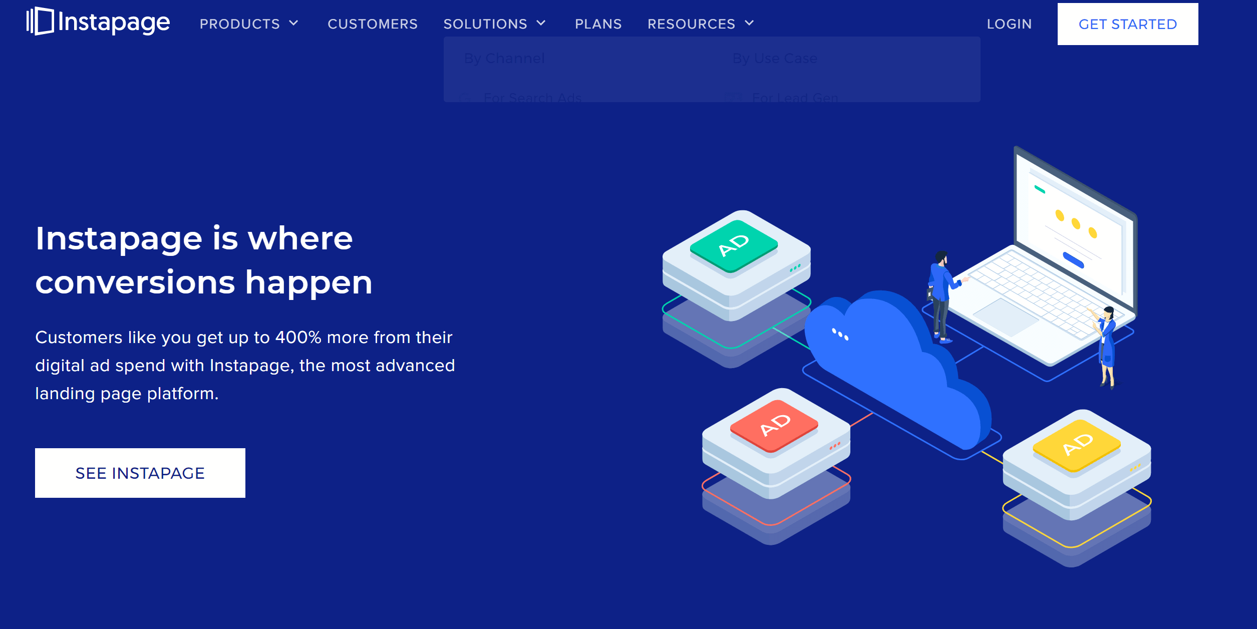 Instapage review latest