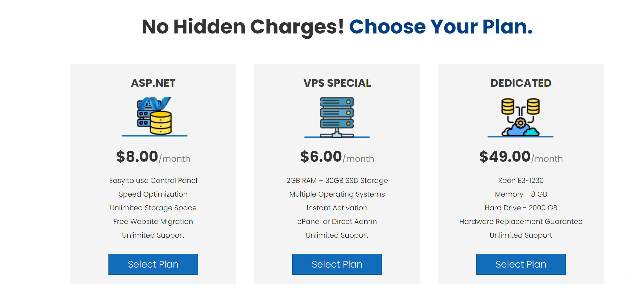 InterServer - Affordable Unlimited Web Hosting, Cloud VPS and Dedicated Servers 2