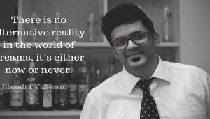 Jitendra vaswani top  blogger in India
