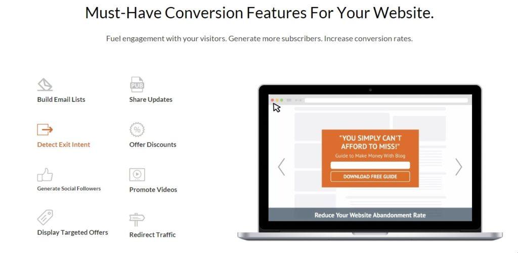 convertplug feature