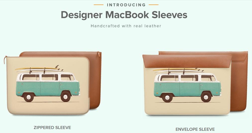 dailyobjects macbook sleeves