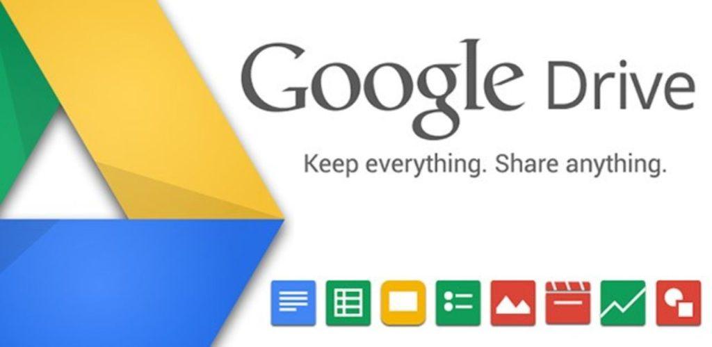 1. google-drive