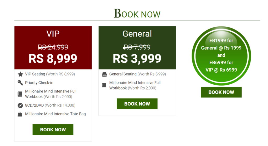 Chennai Millionaire Dollar Mastermind Successgyan and successresources prices