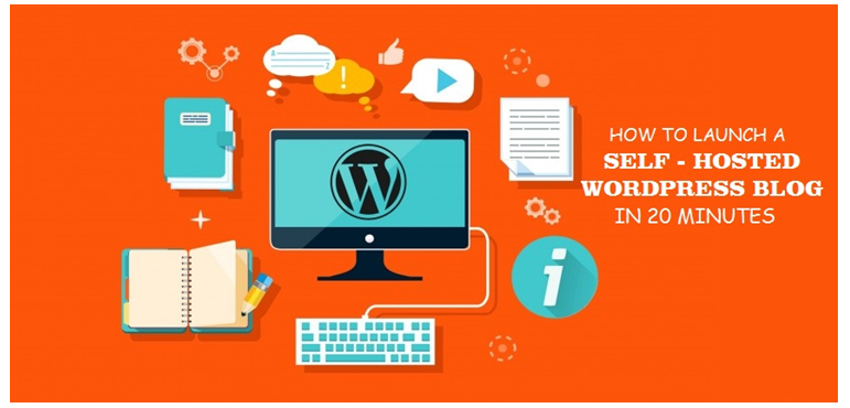 How To Launch A Self-Hosted WordPress Blog