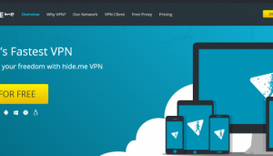 hide-me - Top windows VPN provider