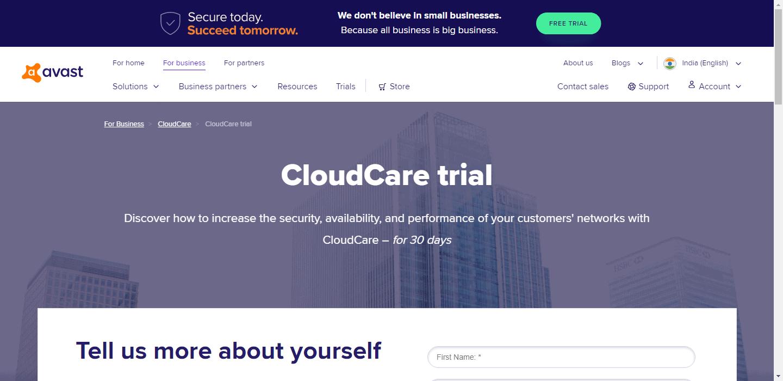 Zoolz Alternative - Avast Business CloudCare