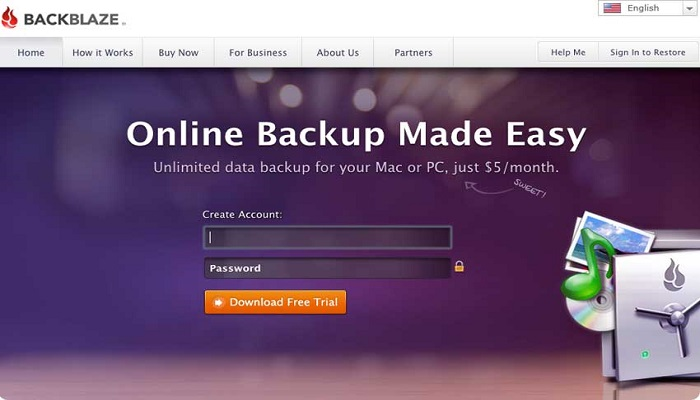 backblaze review best online cloud storage