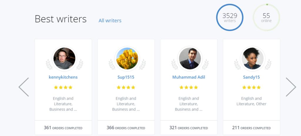 studybay writers