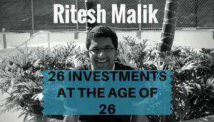 Ritesh Malik Innov8 & Project Guerrilla Founder