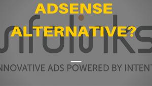 infolinks adsense alternative