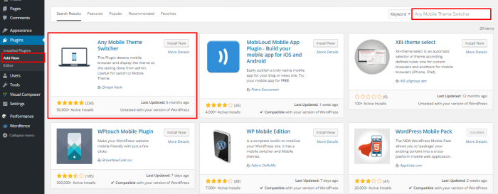 22WordPress Plugins To Make Your Website Responsive