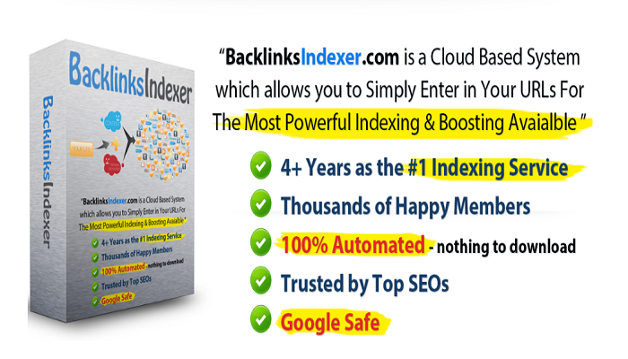 Backlinks Indexer Review Backlink Indexing Service Index Backlinks to Boost Rankings Features