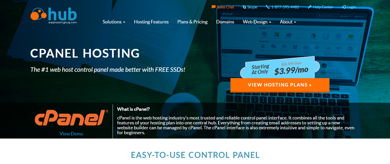 Cpanel Hosting Services Web Hosting Hub