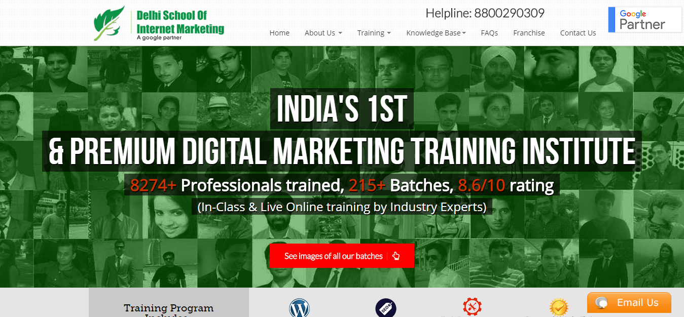 Digital Marketing Course Delhi Bangalore Kolkata REVIEW