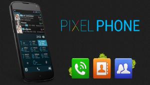 PixelPhone Review features