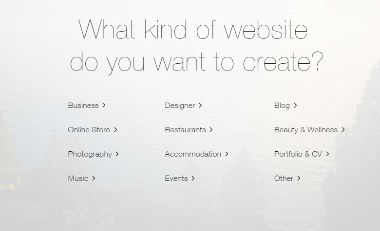 wix 4 Free Website Builder Create a Free Website