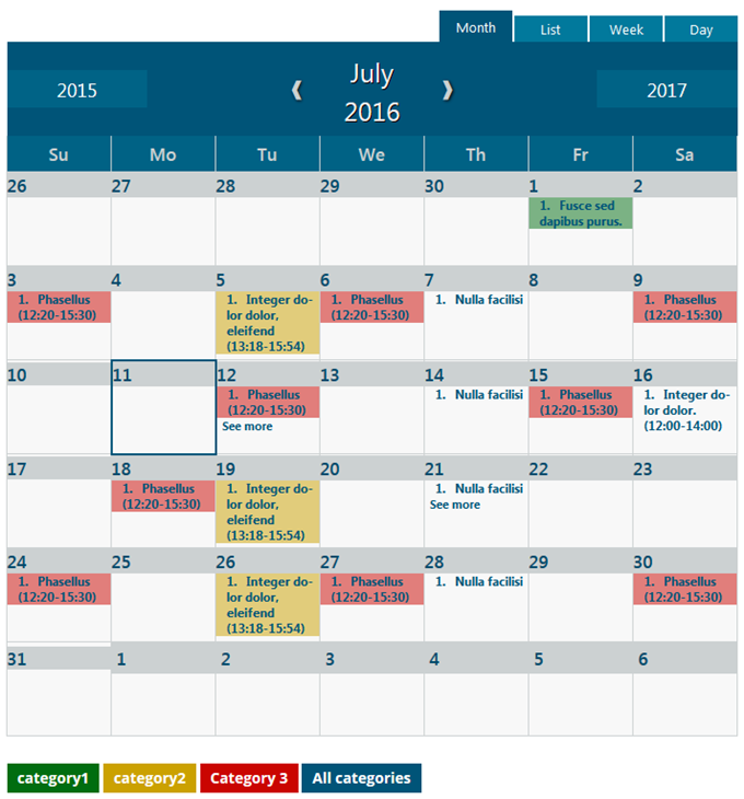 5+ Best WordPress Event Calendar and Timetable Plugins 2020