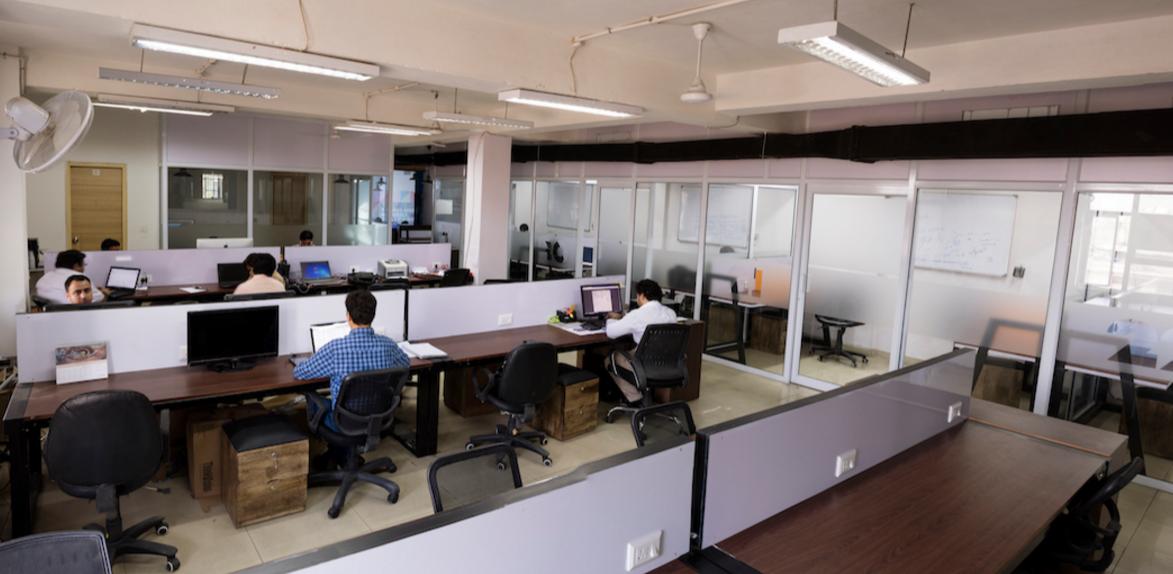 91springboard -Coworking spaces