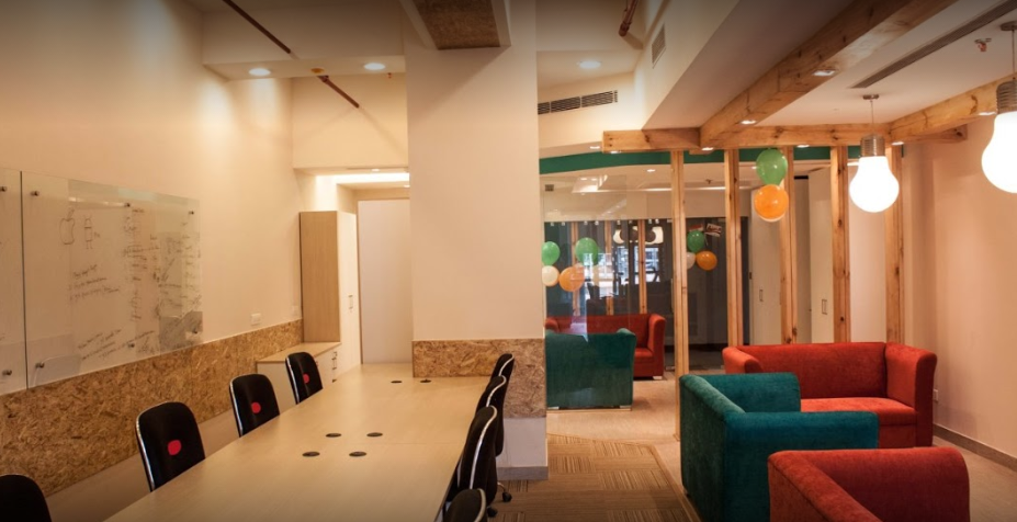 inhwa-business-centre - Coworking spaces