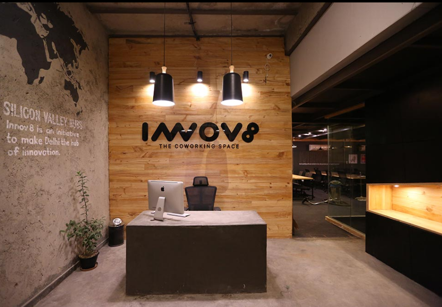 Top 10 coworking spaces in delhi 2017 updated list Coworking space design ideas