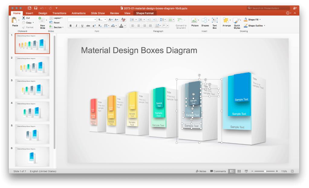 editable-3d-powerpoint-templates - slidemodel.com