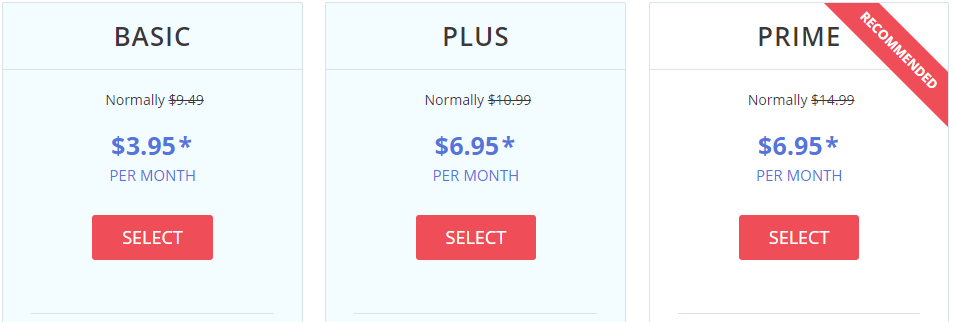 justhost joomla pricing